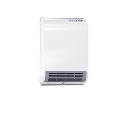 AEG Wandventilator Ventilatorheizung VH213 mit Keramik-Heizkörperfür Badezimmer, Beleuchtetes LCDisplay, Flusensieb