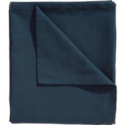 DDDDD Tischdecke Kit, 140x240 cm, Baumwolle blau