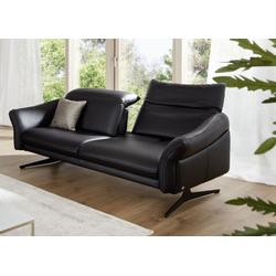 Sofa 2,5 Sitzer Himolla 1808(BHT 193x81x101 cm) himolla