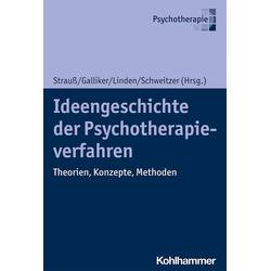 Ideengeschichte der Psychotherapieverfahren: eBook von