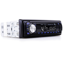 Digitales Autoradio USB SD Slot MP3 AUX Auto Hifi Radio schwarz Tuning Denver CAU-436