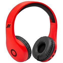 Kabelloser Kopfhörer Music Hero in rot