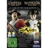 Total War Empire Napoleon Game Of The Year Inkl. Allen Dlcs Pc Dvd-rom Neu+ovp