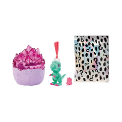Mattel® Sammelfigur Cave Club Dinobaby Kristalle, sortiert