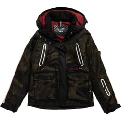 Superdry - Freestyle Cargo Jacket W Camo - Skijacken - Größe: XS