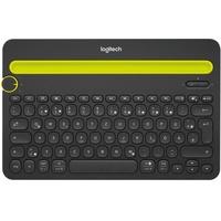 Bluetooth Multi-Device Keyboard US schwarz (920-006366)