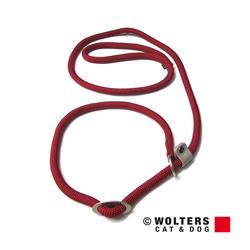 Wolters Moxonleine K2 rot, Maße: 180 cm / 9 mm