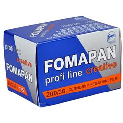 FOMA Fomapan 200 Creative 135-36 ISO 200/24°
