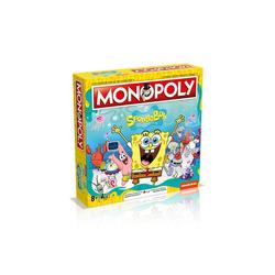 Winning Moves Spiel, Brettspiel Monopoly SpongeBob Schwammkopf Deutsch/Französisch, zweisprachig
