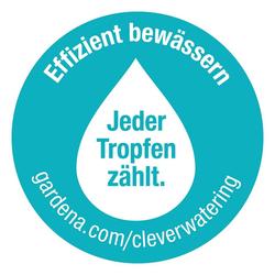 GARDENA Bewässerungssystem Micro-Drip-System Verlegerohr, 1347-20, 13 mm (1/2), 50 m