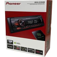 Pioneer Auto Media-Receiver Schwarz
