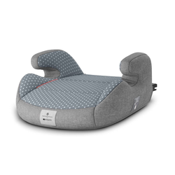 Osann Junior Isofix bellybutton Steel Grey