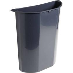 Papierkorbeinsatz Maxi-Octo 4,8L anthrazit