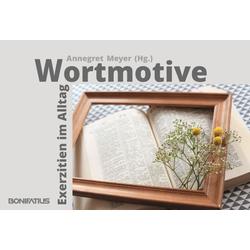 Wortmotive - Exerzitien im Alltag Kartenbox