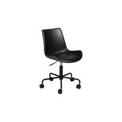 ebuy24 Drehstuhl Danform Hype Bürostuhl vintage schwarz, PU Ku