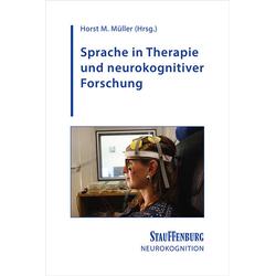 Sprache in Therapie und neurokognitiver Forschung: Taschenbuch von