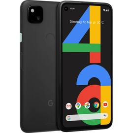 Google Pixel 4a 128 GB just black