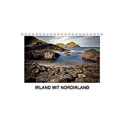 Irland mit Nordirland (Tischkalender 2021 DIN A5 quer)