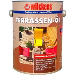 WILCKENS FARBEN Lack-Lasur Terassen-Öl weiß