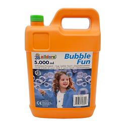 Bubble Fun Seifenlauge, 5 Liter Seifenblasen orange