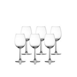 Ritzenhoff & Breker Weißweinglas 4ALL Weißweinglas 320 ml 6er Set (6-tlg)