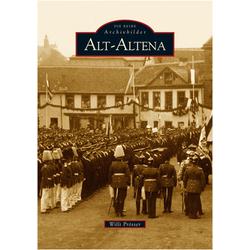 Alt-Altena als Buch von Willi Prösser