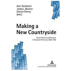 Making a New Countryside - Buch