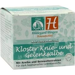 KLOSTER KNIE und Gelenksalbe 100 ml