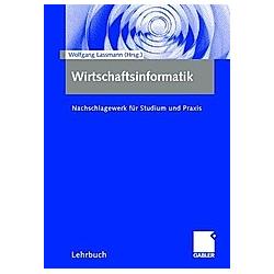 Wirtschaftsinformatik - Buch