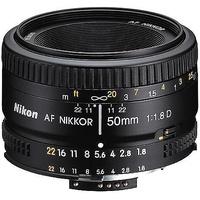Nikon AF Nikkor 50mm F1,8D