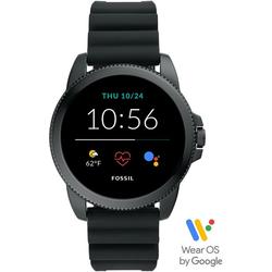 Fossil Smartwatches GEN 5E SMARTWATCH, FTW4047 Smartwatch (Wear OS by Google, mit individuell einstellbarem Zifferblatt)