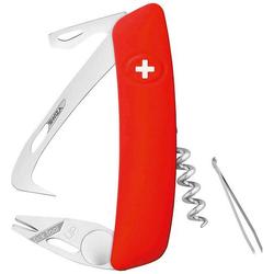 SWIZA Horse & Tick Tool HO03 KNI.0150.1000 Taschenmesser Anzahl Funktionen 8 Rot