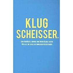 Klugscheisser - Buch