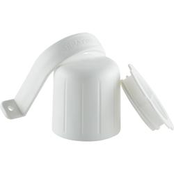 ABENA® SprayWash Tablet Kit Behälter, Farbbehälter für SprayWash Tabs, Farbe: weiß