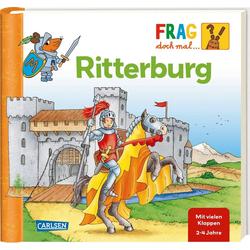 Frag doch mal ... die Maus!: Ritterburg: Buch von