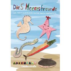 Die 5 Meeresfreunde als Buch von