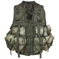 Mil-Tec US Einsatzweste Tactical mil-tacs fg