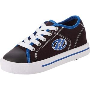 Heelys Jungen Classic Sneaker, Schwarz (Black/White/Snorkel Blue Black/White/Snorkel Blue), 32 EU