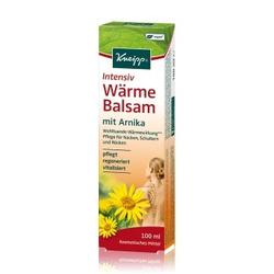 Kneipp Intensiv Wärme Balsam Mit Arnika balsam do ciała  100 ml