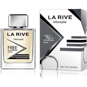"""La Rive Free Motion""""Grey"""" EDT 50ml"""