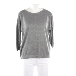 Insieme Damen Pullover grau / silber, Größe M, 4933029