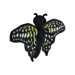 WILD REPUBLIC  Kuscheltier HUGGERS Schmetterling TAILED JAY