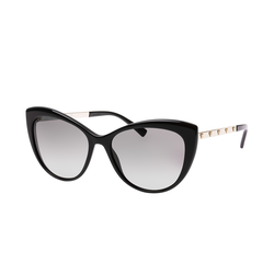Versace VE 4348 GB1/11, Cat Eye Sonnenbrille, Damen