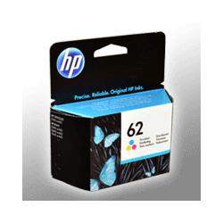 HP Tinte C2P06AE  62  3-farbig