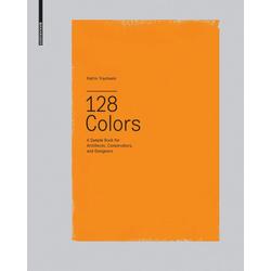 128 Colors als Buch von Katrin Trautwein