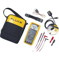 Fluke 289/FVF/EUR Hand-Multimeter digital Grafik-Display, Datenlogger CAT III 1000 V, CAT IV 600V An