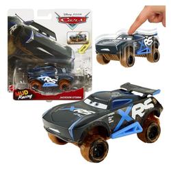 Mattel® Spielzeug-Auto Disney Cars Xtreme Racing Schlammrennen Jackson Storm, Aus der Xtreme Racing Serie