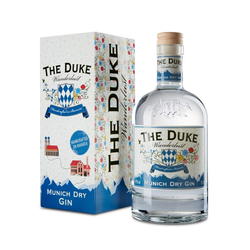 The Duke Gin Wanderlust 0,7L (47% Vol) (bio)