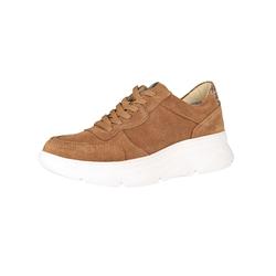 Sneaker-Low Trend-Sneaker COX braun-mittel
