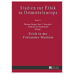 Ethik in der Pränatalen Medizin - Buch